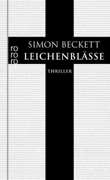 Buchcover: Leichenblässe von Simon Beckett